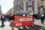 Catania, firmato l'accordo per Micron: annullati gli esuberi