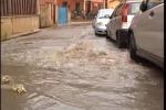 Bastano poche piogge ed ecco gli allagamenti a Palermo, il caso eterno di via Imera