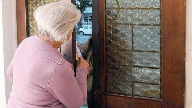anziana, messina, rapina, Messina, Cronaca