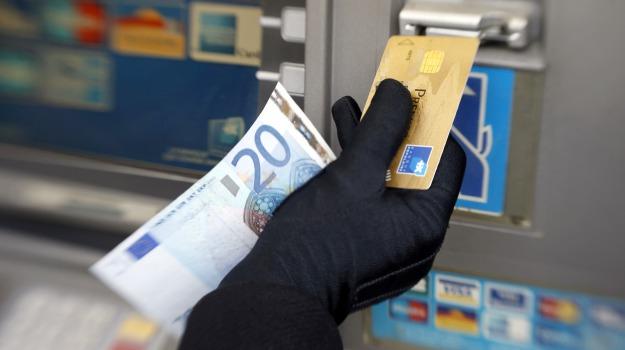 bancomat, furto, ordigno, Sicilia, Trapani, Cronaca