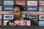 """Palermo, Bolzoni: """"Non abbiamo paura dell'Inter"""""""