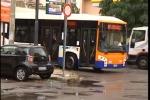 Anziana investita da un bus a Palermo