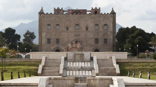 CASTELLO DELLA ZISA, giardini della zisa, notte bianca unesco palermo, Palermo, Cultura