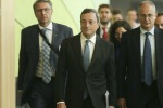 Bce: crescita Eurozona debole, pronte misure extra su inflazione
