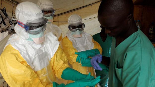 ebola, medici, virus, Sicilia, Cronaca, Mondo