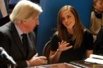 Emma Watson contro la discriminazione delle donne