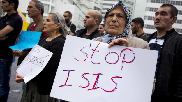 guerra, Isis, terrorismo, Sicilia, Mondo
