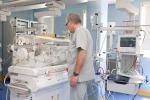 Nasce prematuro, salvato a Neonatologia