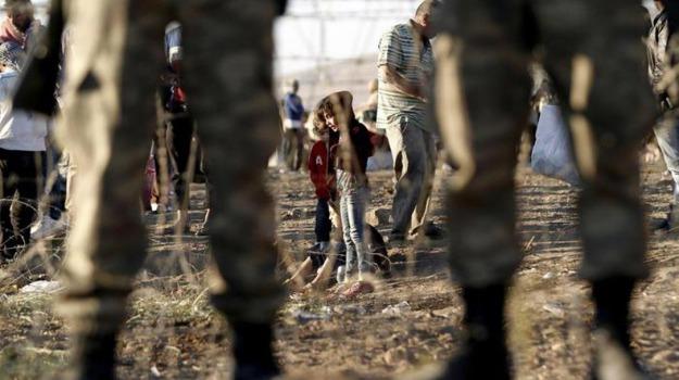 Ankara, Isis, Siria, Turchia, Curdi, Sicilia, Mondo