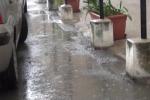 Maltempo, violento temporale mette in ginocchio Palermo: le immagini