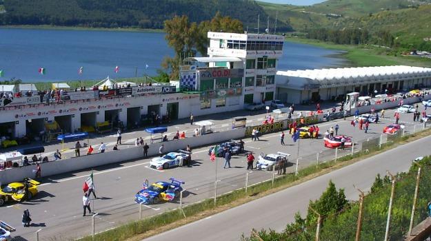autodromo, pergusa, regione, Enna, Sport