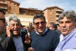 Piero Macedonio, Silvio Cuffaro e Riccardo Gallo
