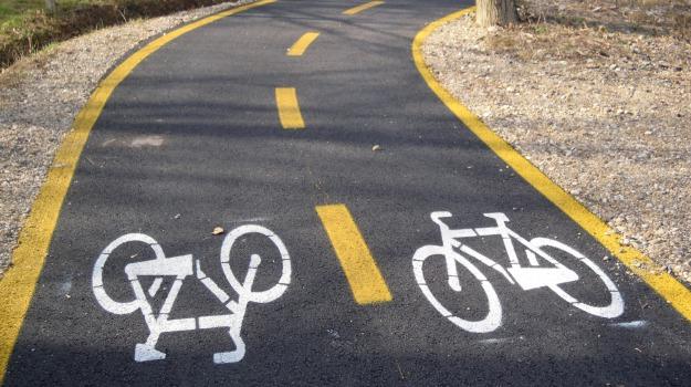 bici, bicicletta, pista, viabilità, Trapani, Cronaca