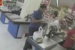 Palermo, 5 rapine allo stesso supermercato: arrestato