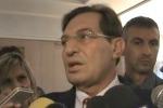 """Scontro Crocetta-Forza Italia, il governatore: """"Vogliono perpetuare lo sfascio"""""""