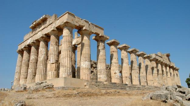 Selinunte, templi, Trapani, Economia