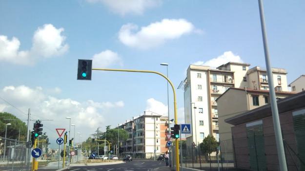 circonvallazione, semafori, strada, Agrigento, Cronaca