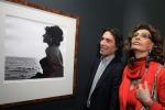 Sofia Loren inaugura una mostra a Città del Messico per i suoi 80 anni