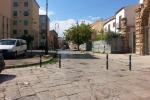 Palermo, rimossi i paletti: auto nell'isola pedonale dello Spasimo