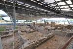 Patti, mosaici della Villa romana al riparo dalle infiltrazioni