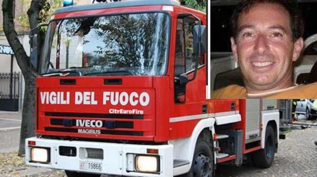catania, incidenti stradale, vigili del fuoco, Vincenzo Lima, Sicilia, Catania, Cronaca