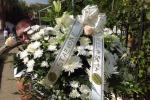 Ad Aragona l'ultimo saluto ai due fratellini morti nella riserva, le immagini
