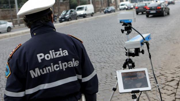 marsala, multe, polizia municipale, Trapani, Cronaca