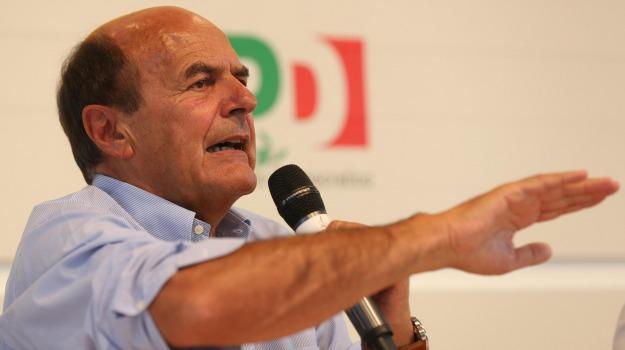 assemblea pd, Matteo Renzi, Pierluigi Bersani, Sicilia, Politica