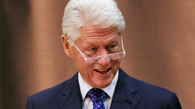 gravidanza, nonno, presidente Usa, Bill Clinton, Sicilia, Mondo