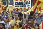 """La Catalogna vota per l'indipendenza il 9 novembre Madrid: """"Il referendum non si farà"""""""