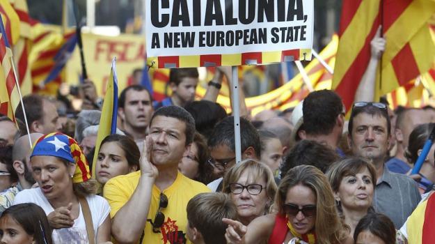 Catalogna, indipendenza, referendum, Sicilia, Mondo