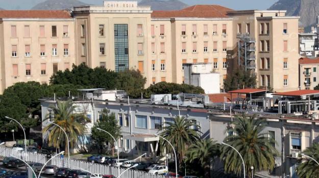 aggressioni ospedali, infermiere picchiato al civico, Palermo, Cronaca
