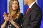 Chelsea Clinton è diventata mamma: è nata Charlotte, la gioia di nonno Bill