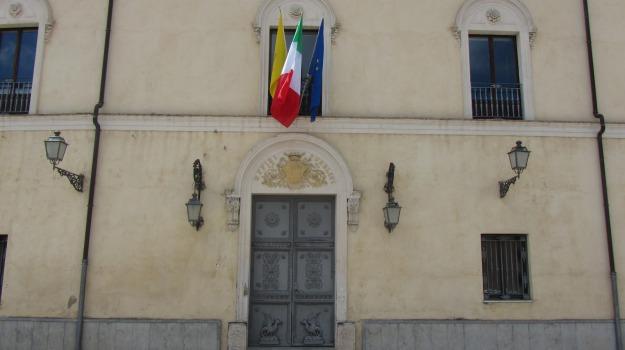 piano aro, Racalmuto, Agrigento, Politica