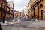 Isola pedonale a Caltanissetta, affari in picchiata: commercianti sul piede di guerra