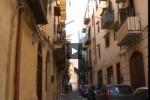 Paura nel centro storico a Palermo: crolla palazzina
