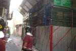 Nuovo crollo nel centro storico di Palermo, le immagini