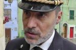 """Concordia, De Falco lascia il comando operativo per essere trasferito in ufficio: """"Amareggiato"""""""