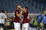 Florenzi e Destro con un gol gioiello: la Roma supera anche il Verona