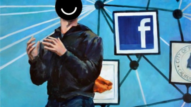 facebook, pubblicità, social, utenti, Sicilia, Vita