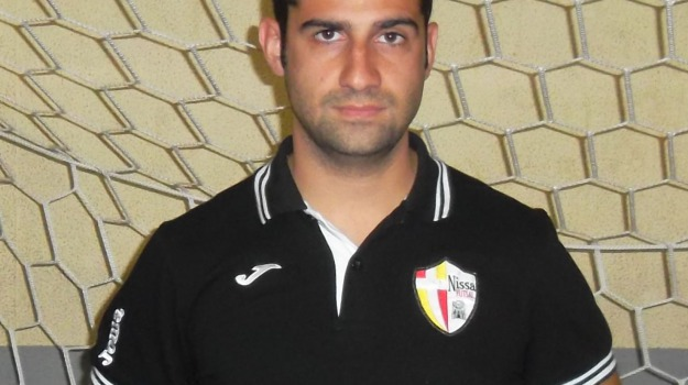Calcio, campionato, nissa futsal, serie b, Fabio Valera, Caltanissetta, Sport