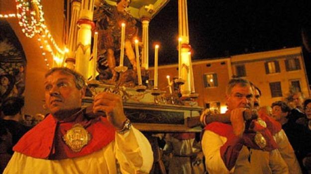 devozione, fede, festa, santo, tradizione, Caltanissetta, Cronaca