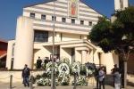 Tragedia nella riserva, Aragona si ferma per l'addio ai due fratellini