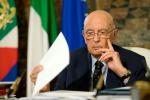 """Napolitano, i verbali della deposizione: """"Le stragi di mafia erano un ricatto"""""""