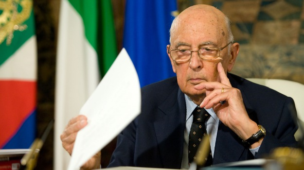austerity, crescita, europa, sviluppo, Giorgio Napolitano, Sicilia, Politica