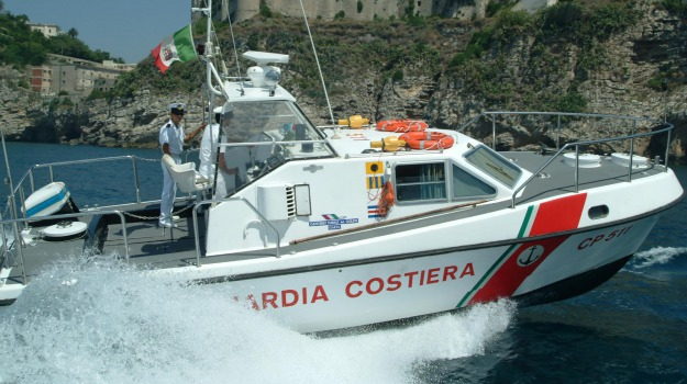 caronia, guardia costiera, novellame, Messina, Cronaca