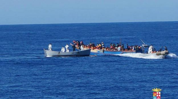 immigrazione, sbarco, Ragusa, Cronaca