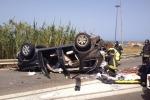 Scontro in autostrada Palermo, morta una 17enne