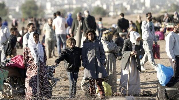 civili, minori, Siria, strage, vittime, Sicilia, Mondo