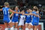 L'Italia chiude il torneo olimpico battendo il Kazakhstan